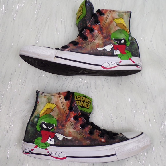 125def02ffd Converse Other - Converse Martin the Martian High Top Sneakers